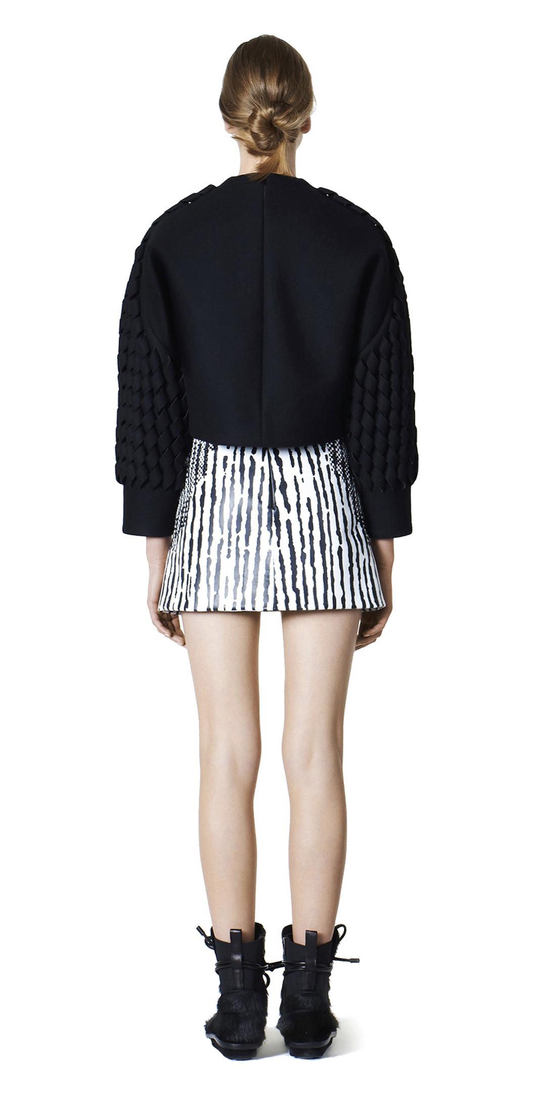 BALENCIAGA Top D Balenciaga Spiral Sweater i