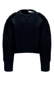 BALENCIAGA Top D Balenciaga Spiral Sweater e