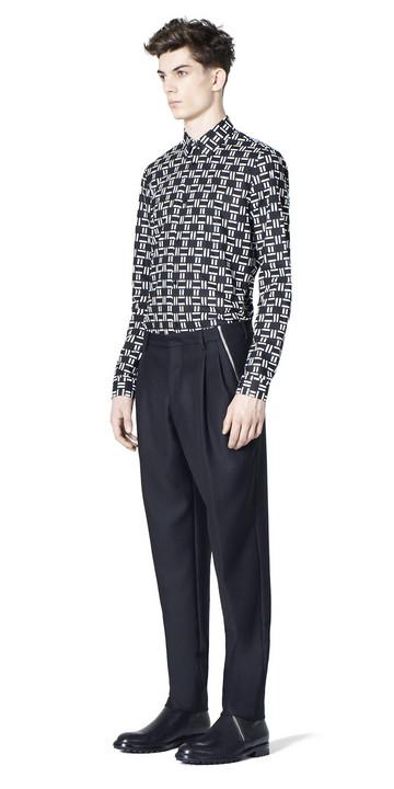 Balenciaga Classic Slim Shirt