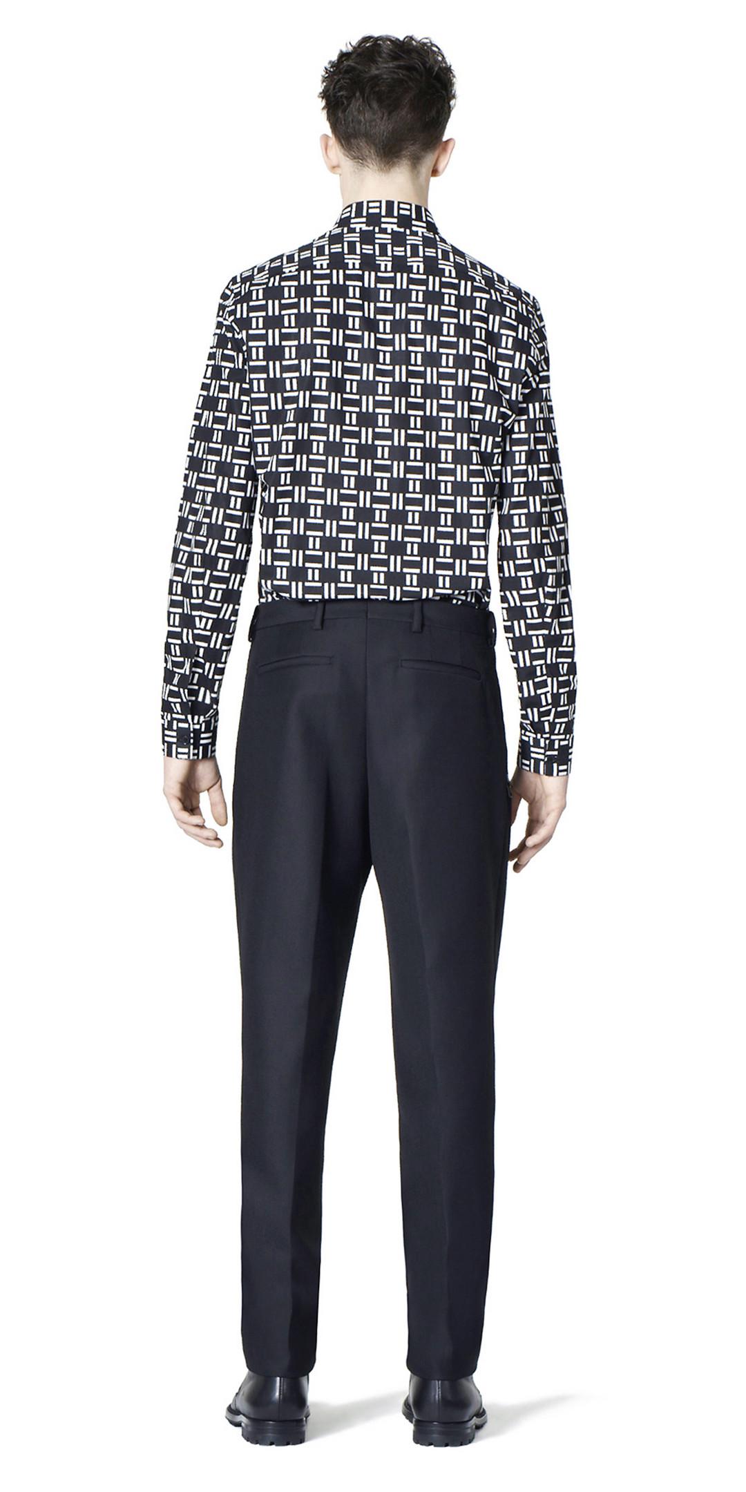 BALENCIAGA Top U Balenciaga Classic Slim Shirt i