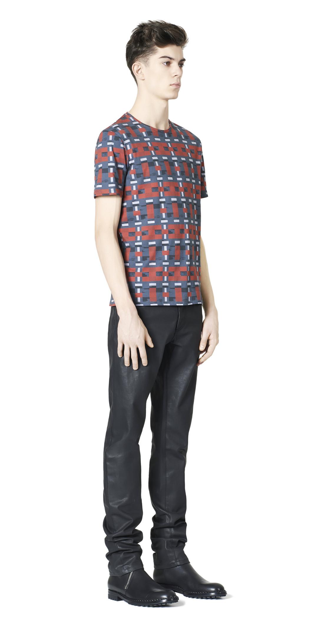 BALENCIAGA Balenciaga Pixel Tee-Shirt Top U f