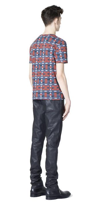 BALENCIAGA Top U Balenciaga Pixel Tee-Shirt f