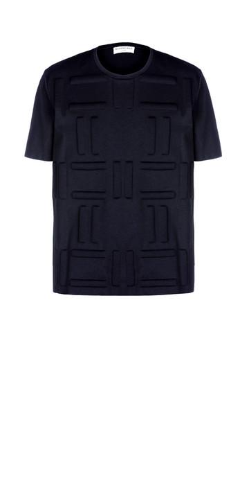 Balenciaga Padded Fleece Tee-Shirt