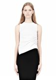 ALEXANDER WANG TRANSFER TUCK CREWNECK TANK TOP Adult 8_n_e