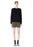 ALEXANDER WANG PEEL AWAY SWEATSHIRT  TOP Adult 8_n_f