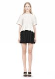 ALEXANDER WANG VACUUM PRESSED T-SHIRT WITH IRREGULAR SEAMS TOP Adult 8_n_f