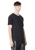 T by ALEXANDER WANG CLASSIC CREWNECK SHORT SLEEVE TEE /DEL Adult 8_n_a