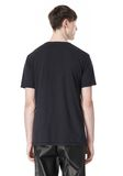 T by ALEXANDER WANG CLASSIC CREWNECK SHORT SLEEVE TEE /DEL Adult 8_n_d