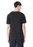 T by ALEXANDER WANG LOW NECK SHORT SLEEVE TEE /DEL Adult 8_n_d