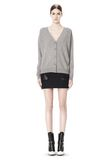 ALEXANDER WANG PEEL AWAY CARDIGAN  CARDIGAN Adult 8_n_f