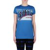 STELLA McCARTNEY Stella Greetings Print Tee T-Shirt D r