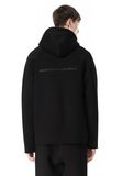 T by ALEXANDER WANG SCUBA DOUBLE KNIT HOODED SWEATSHIIRT HOODIE Adult 8_n_d