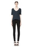 T by ALEXANDER WANG CLASSIC TEE WITH POCKET TOP Adult 8_n_f