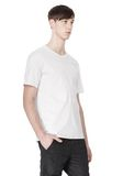 ALEXANDER WANG LASER CUT LOGO BONDED T SHIRT Short sleeve t-shirt Adult 8_n_a