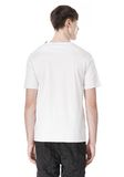ALEXANDER WANG LASER CUT LOGO BONDED T SHIRT Short sleeve t-shirt Adult 8_n_d
