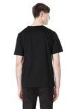 ALEXANDER WANG LASER CUT LOGO BONDED T SHIRT Short sleeve t-shirt Adult 8_n_d
