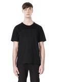 ALEXANDER WANG LASER CUT LOGO BONDED T SHIRT Short sleeve t-shirt Adult 8_n_e