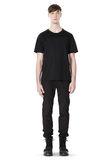 ALEXANDER WANG LASER CUT LOGO BONDED T SHIRT Short sleeve t-shirt Adult 8_n_f