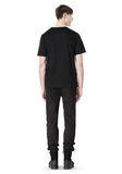 ALEXANDER WANG LASER CUT LOGO BONDED T SHIRT Short sleeve t-shirt Adult 8_n_r