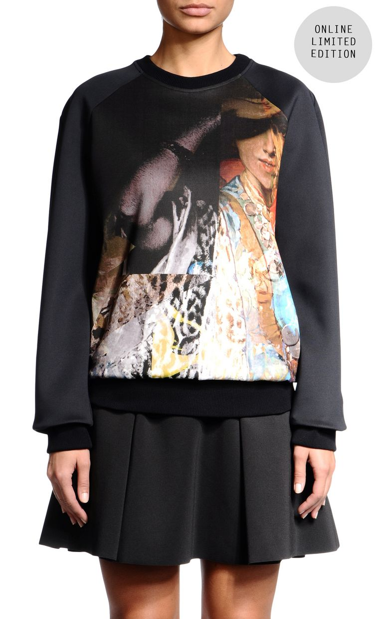 JUST CAVALLI S04GP0030N20770-900S Sweatshirt Woman r