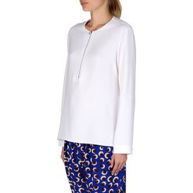 White Arlesa Top