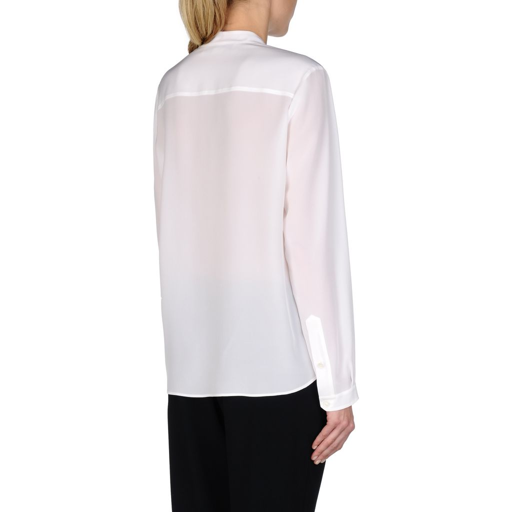 White Eva Shirt - STELLA MCCARTNEY