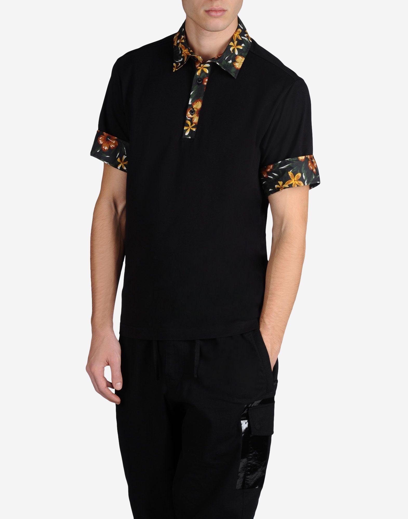 338d05bf2fa1 ... Y-3 Y-3 Aloha Polo Shirt Polo Man d ...