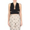 STELLA McCARTNEY Stretch Cady Top Strapless D r