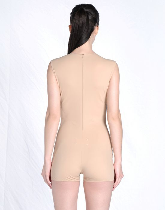 MAISON MARGIELA Jersey body suit Body Woman d