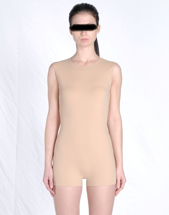 MAISON MARGIELA Jersey body suit Body Woman f