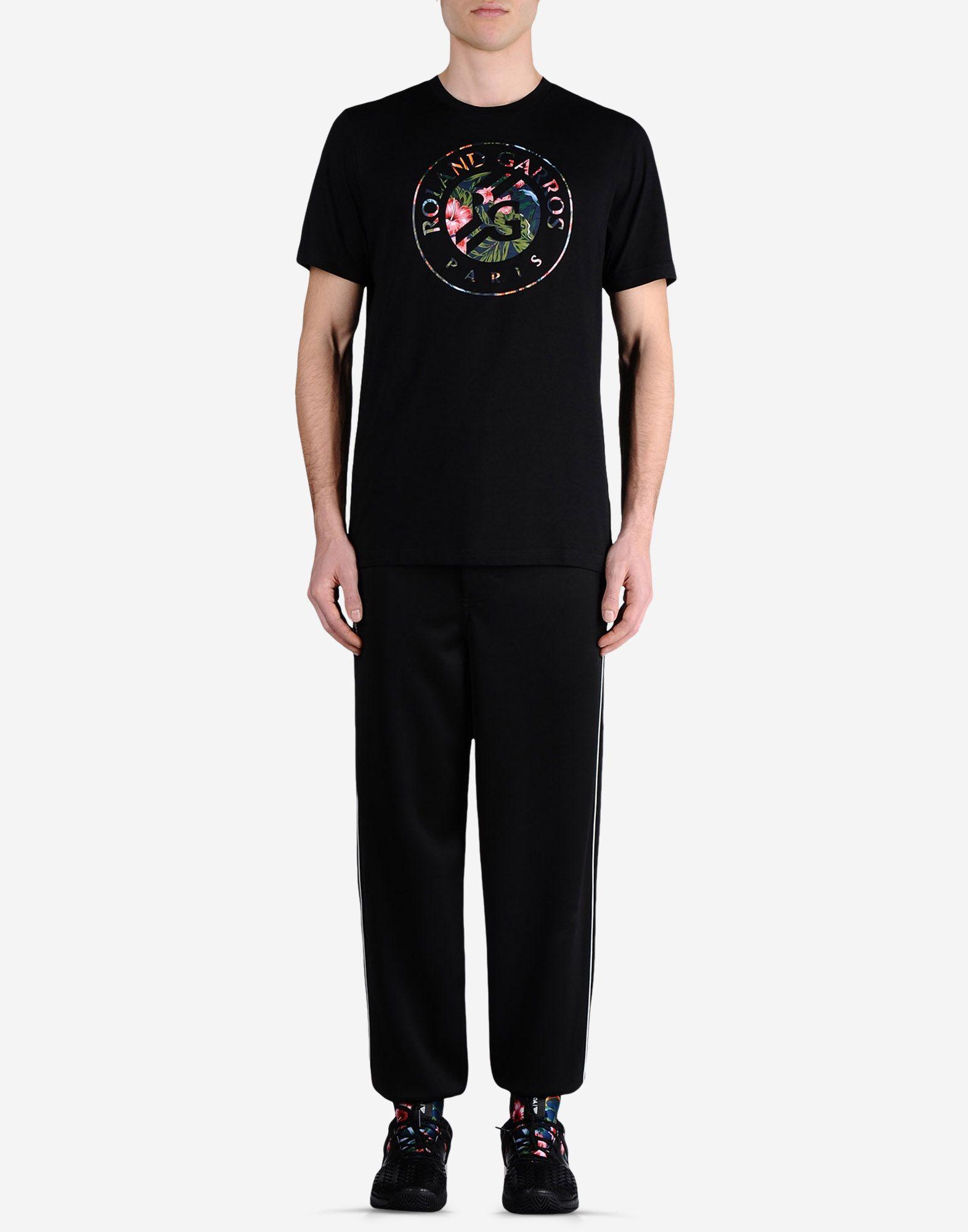 7b6912a5426a6 ... Y-3 Roland Garros Y-3 Event Tee Short sleeve t-shirt Man ...