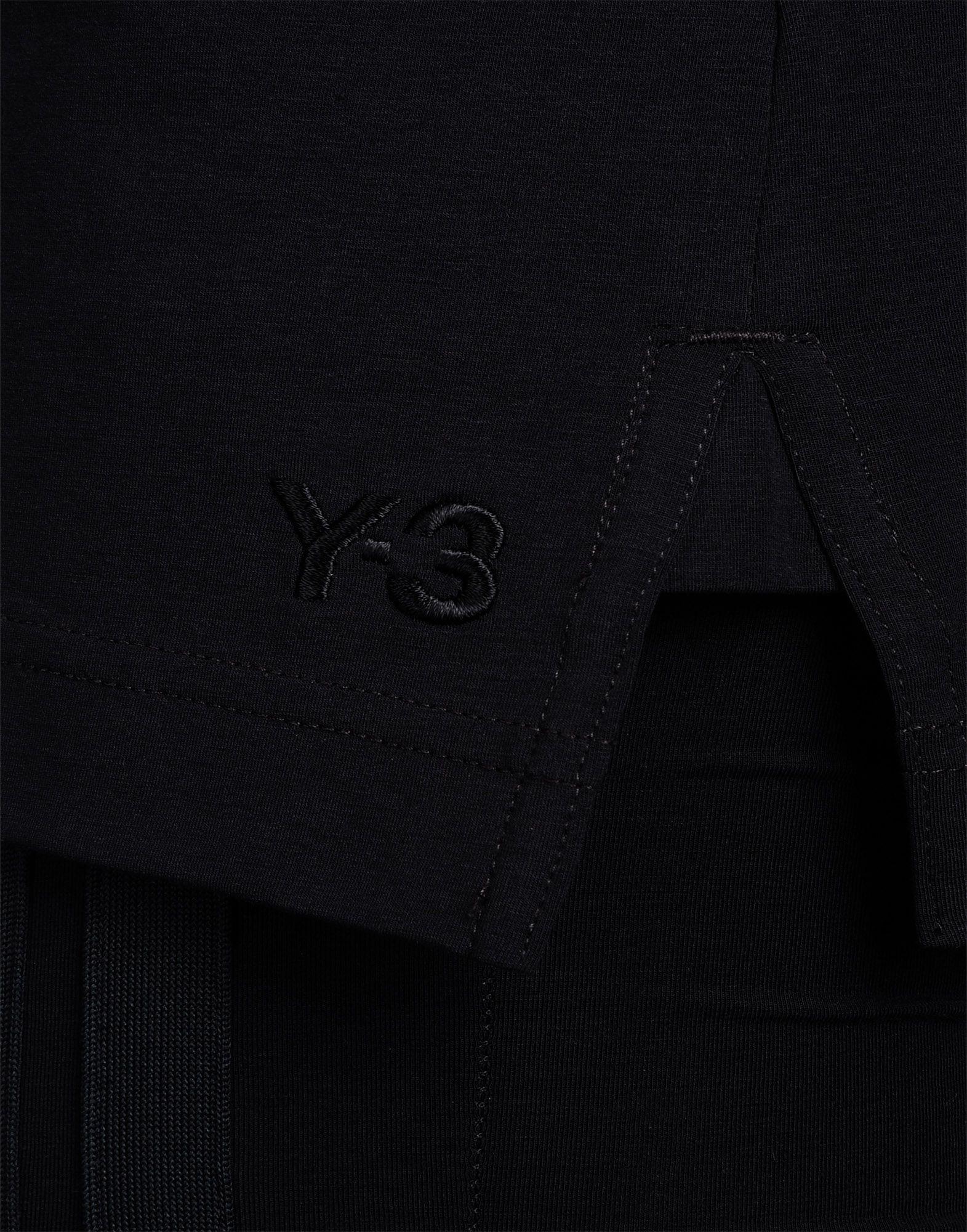 Y-3 CHEVRON T-SHIRT TOPS für Damen Y-3 adidas
