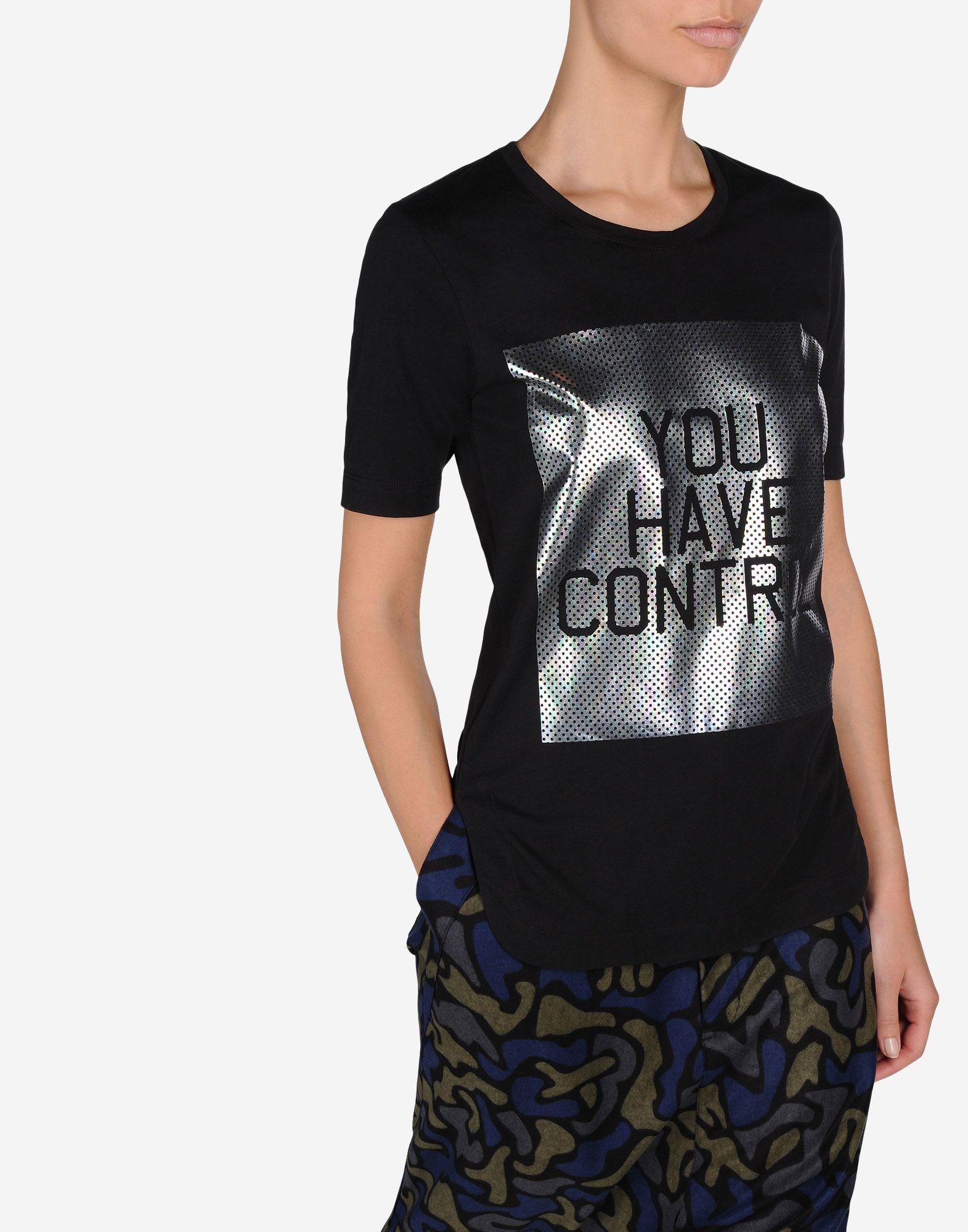 Y-3 CONTROL T-SHIRT TEES & POLOS woman Y-3 adidas