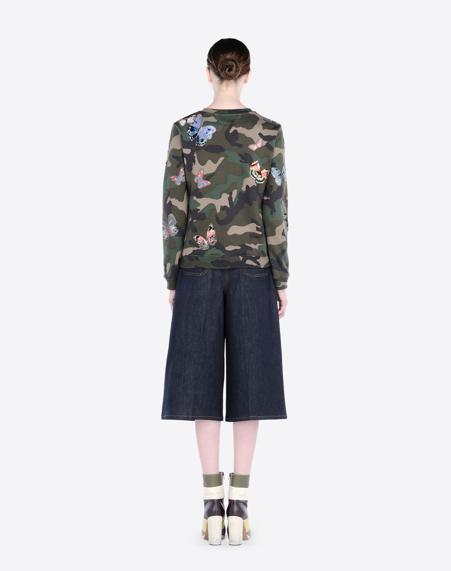 VALENTINO JB3MF00N23Y 825 Knitwear, shirts and tops D a