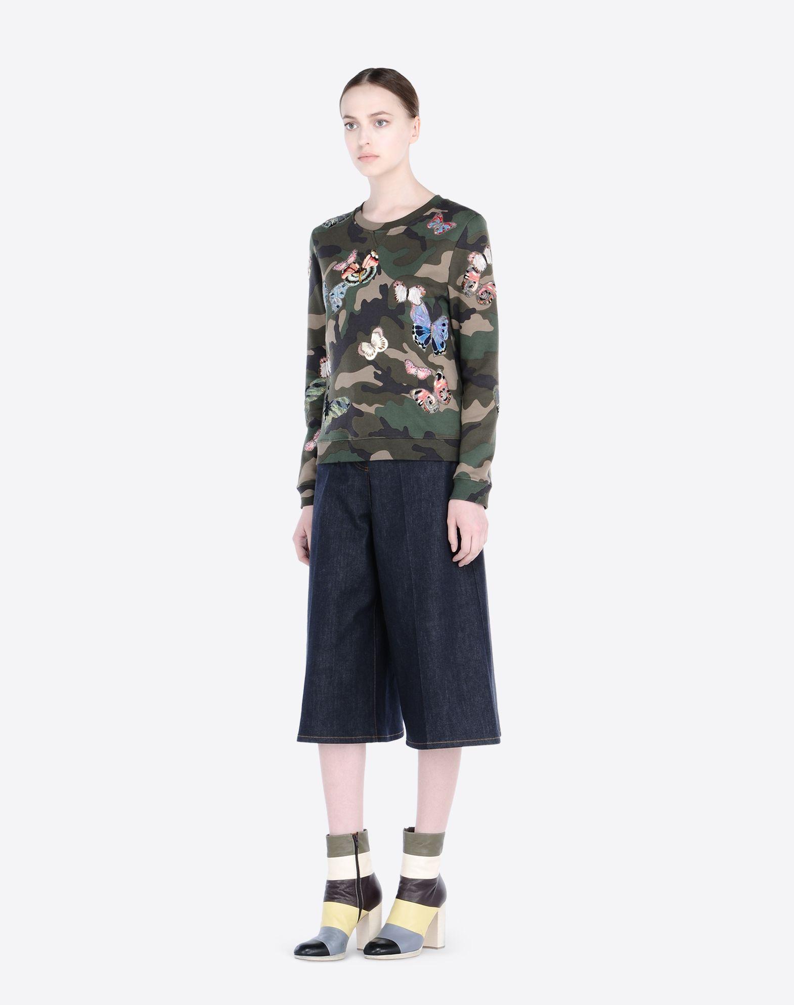 VALENTINO JB3MF00N23Y 825 Knitwear, shirts and tops D d