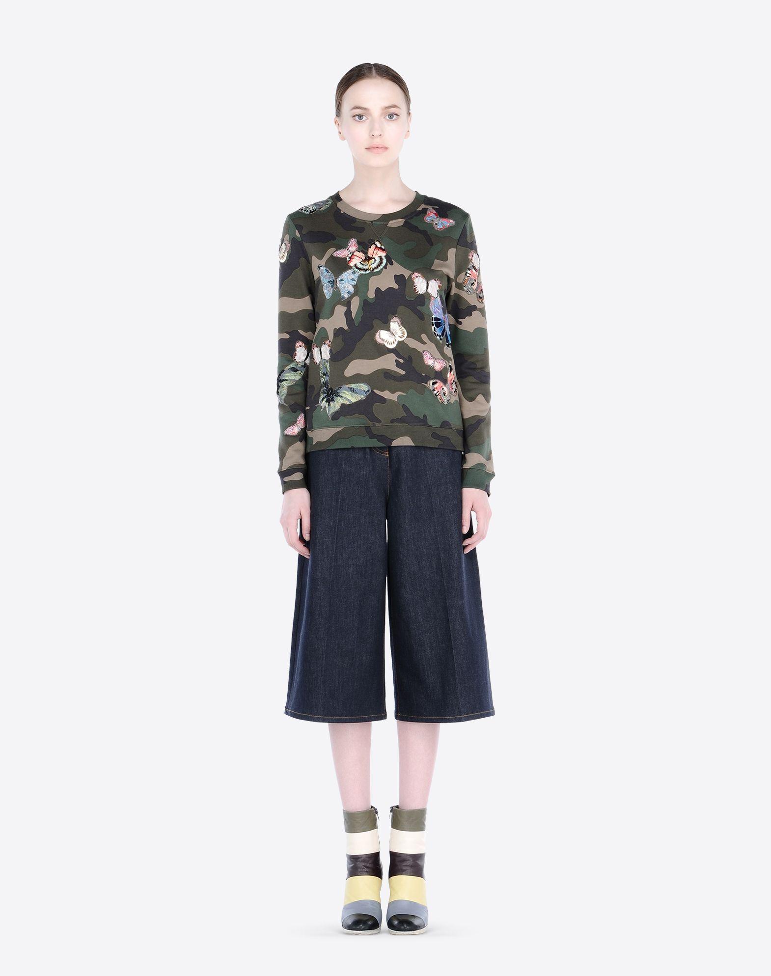 VALENTINO JB3MF00N23Y 825 Knitwear, shirts and tops D r