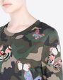 VALENTINO JB3MF00N23Y 825 Knitwear, shirts and tops D e