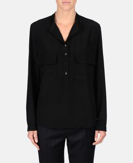 Black Estelle Shirt