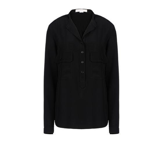 Black Estelle Shirt