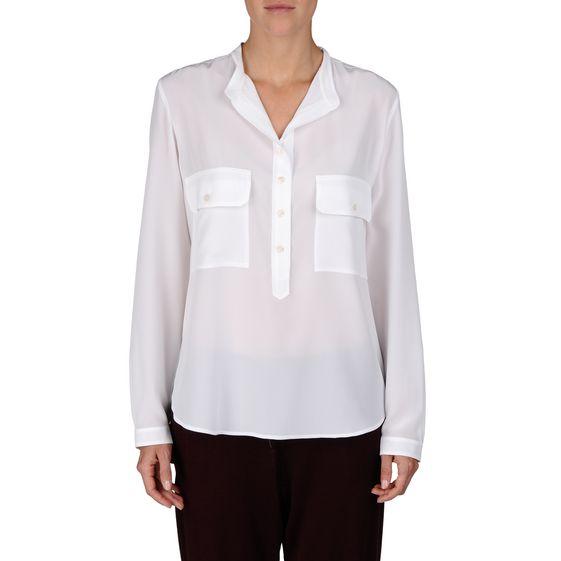 White Estelle Shirt