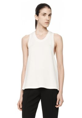 FRENCH TERRY RACERBACK TANK
