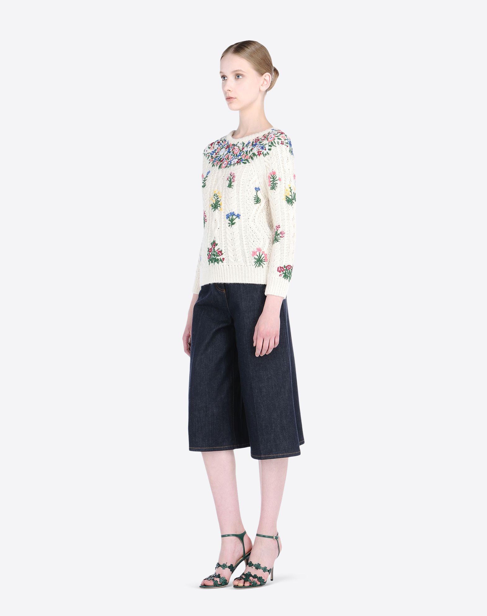 VALENTINO JB3KC06A25M E01 Knitwear, shirts and tops D a