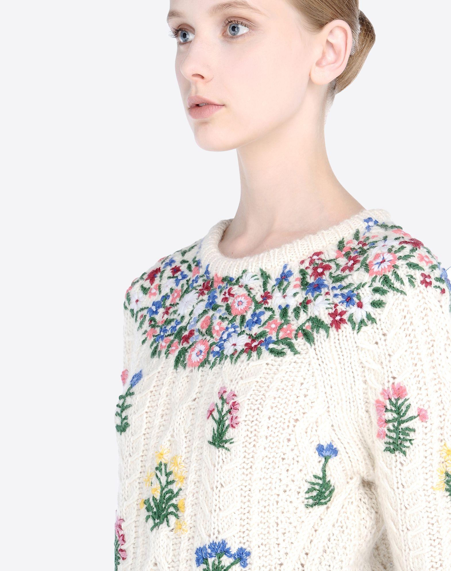 VALENTINO JB3KC06A25M E01 Knitwear, shirts and tops D e