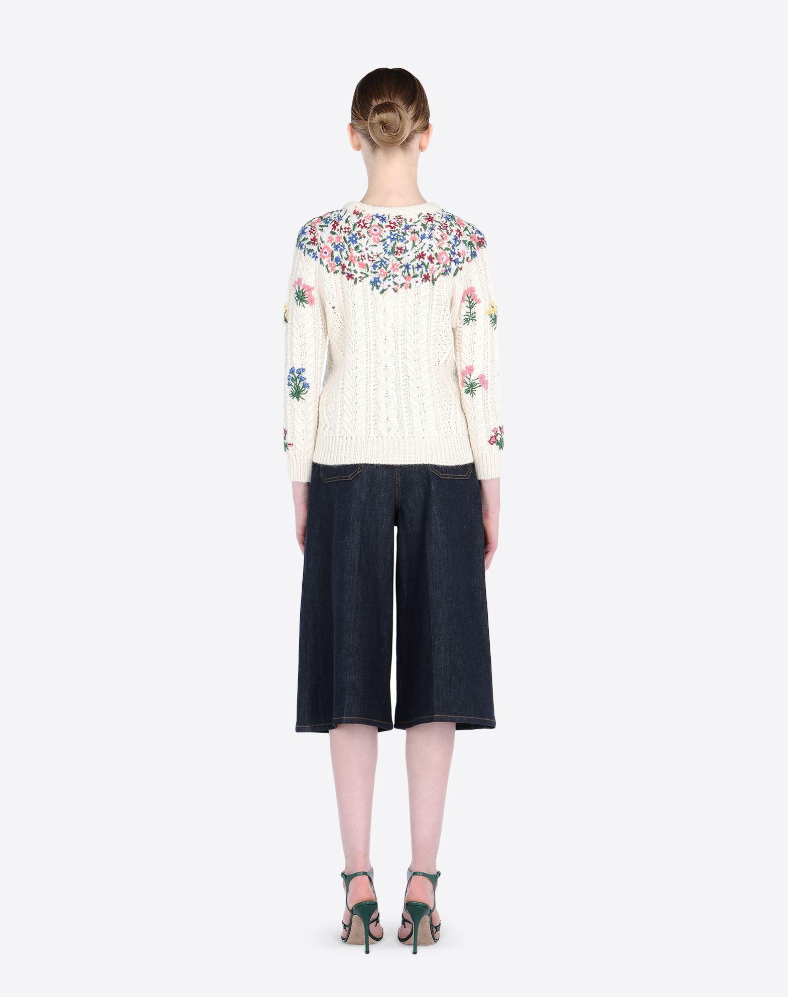 VALENTINO JB3KC06A25M E01 Knitwear, shirts and tops D r