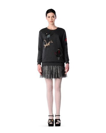 REDValentino JR0MF01I21K 081 Sweatshirt Woman d