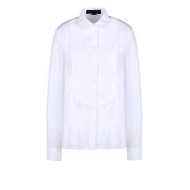 STELLA McCARTNEY Camicia D Camicia Lisa Bianca Stile Smoking f