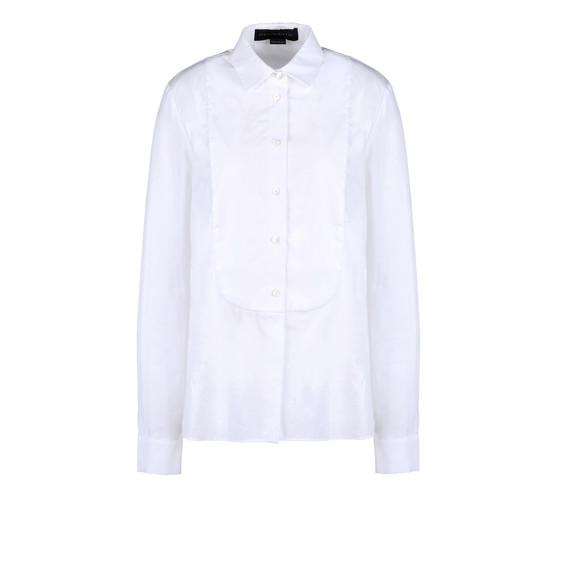 White Tuxedo Lisa Shirt