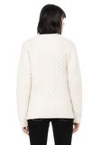 ALEXANDER WANG CABLE KNIT V-NECK CARDIGAN  TOP Adult 8_n_d