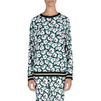 STELLA McCARTNEY Poppy Print Ines Top Long Sleeved D d
