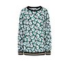 STELLA McCARTNEY Poppy Print Ines Top Long Sleeved D f